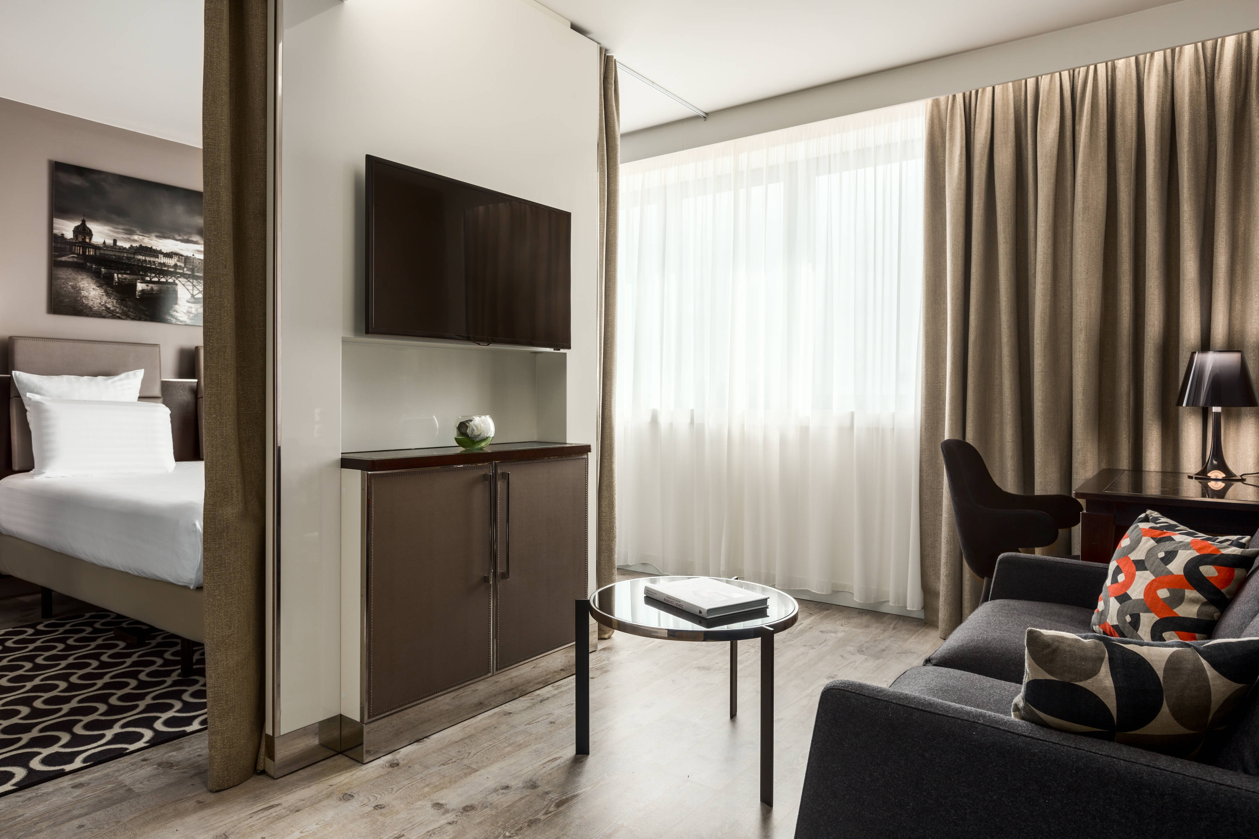 Prestige Guest Room