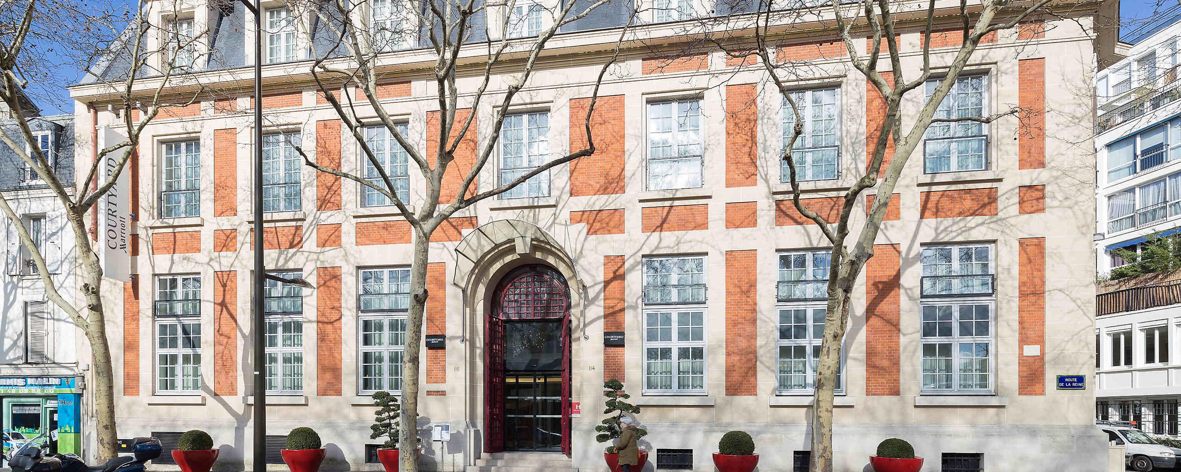Hotel Near Stade Roland Garros Boulogne Billancourt