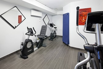 Boulogne hotel with gym