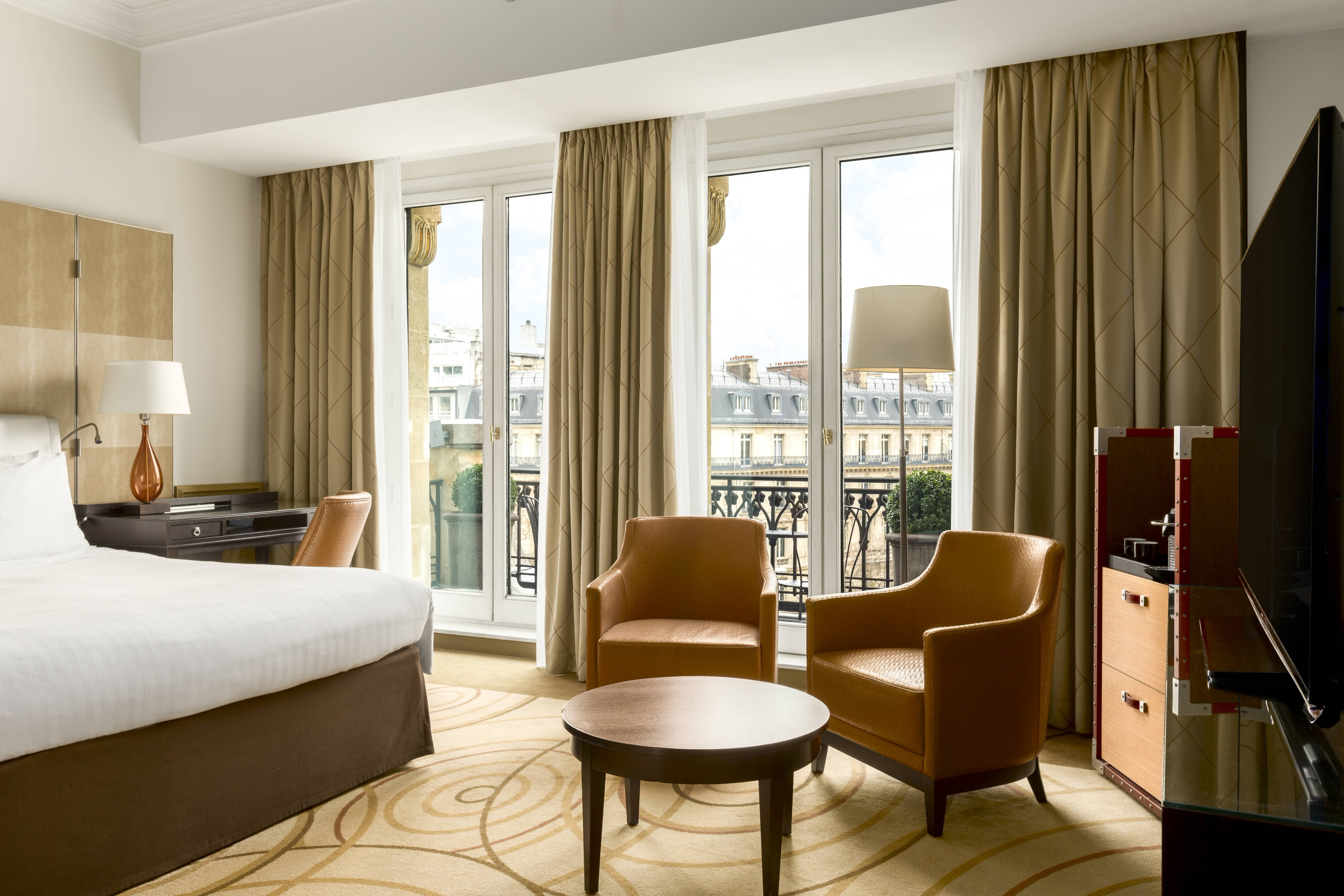Guest room - Champs Elysees View
