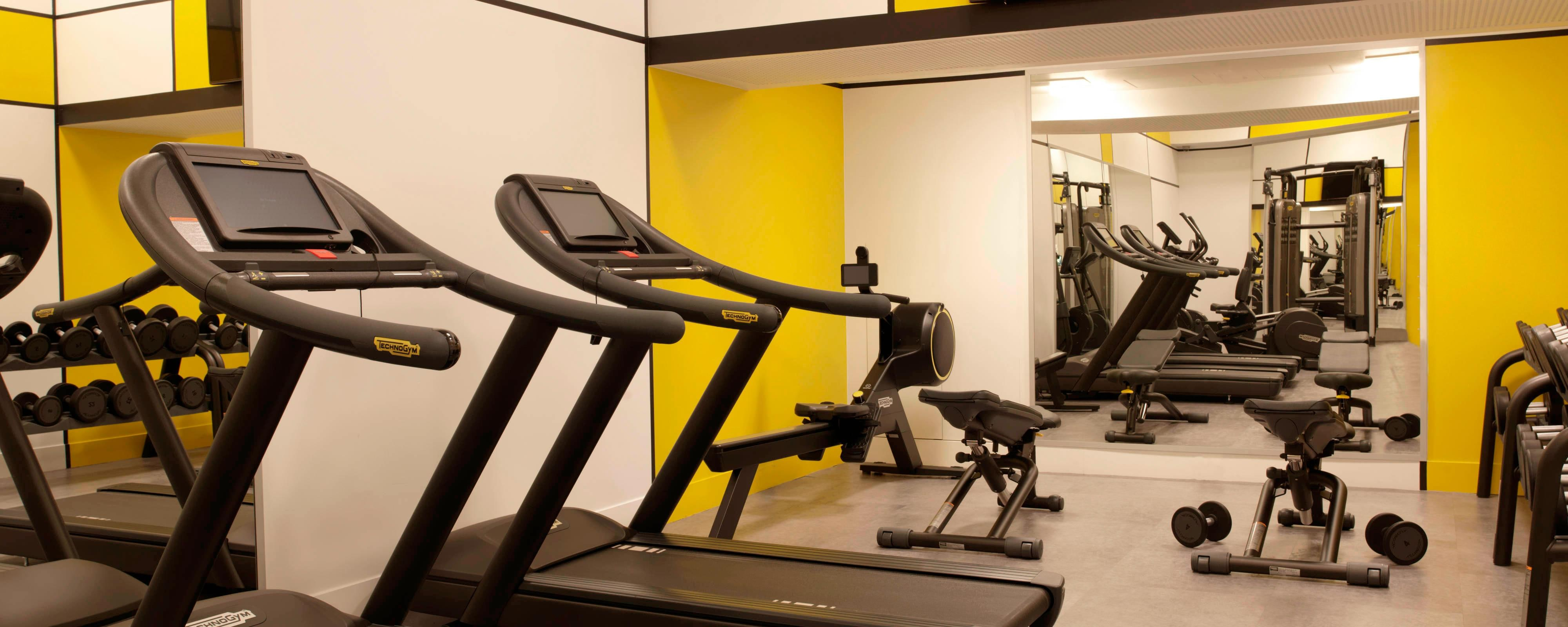Hotel Mercure Paris Lyon hotel gym & recreation | courtyard paris gare de lyon