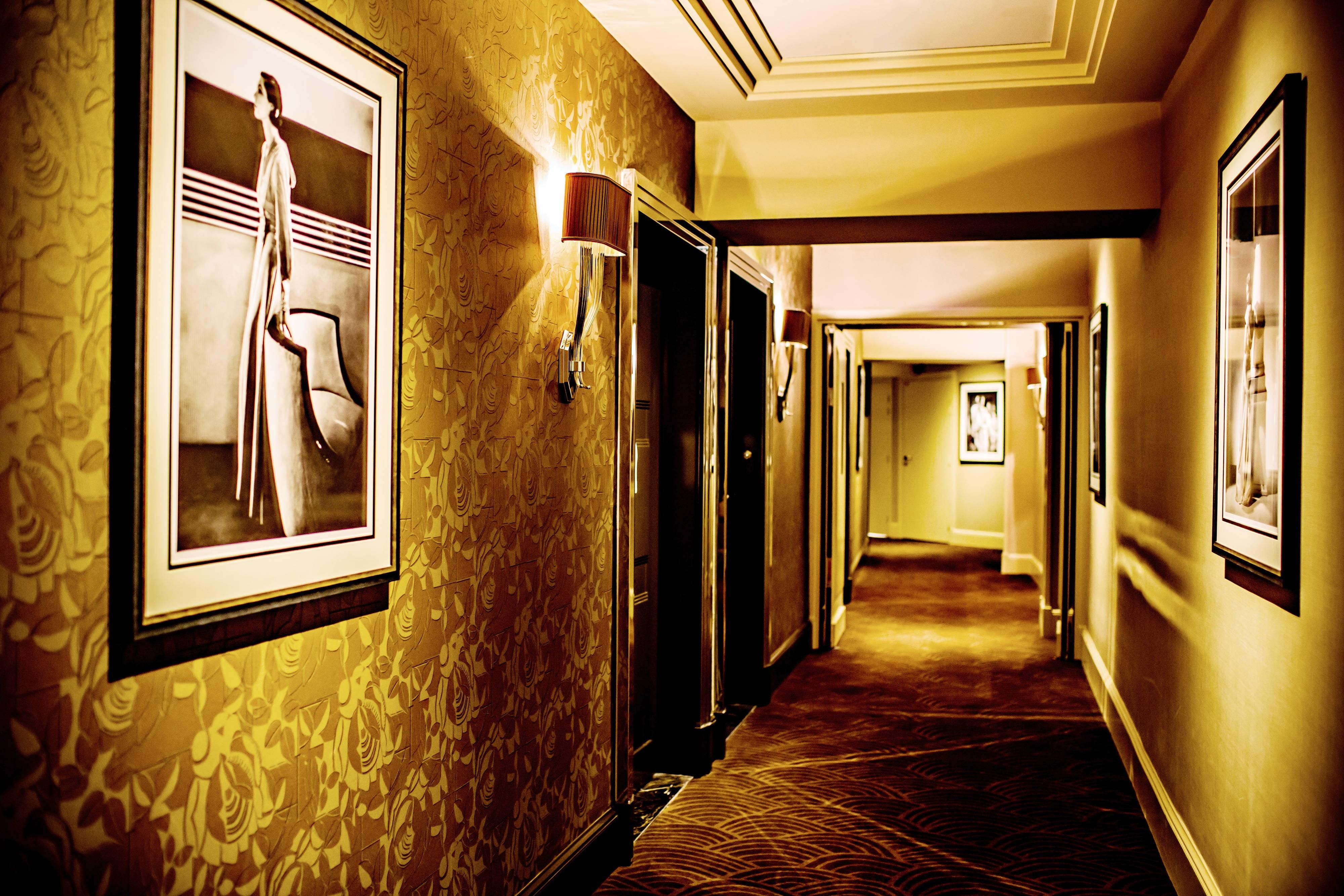 Couloirs Art déco