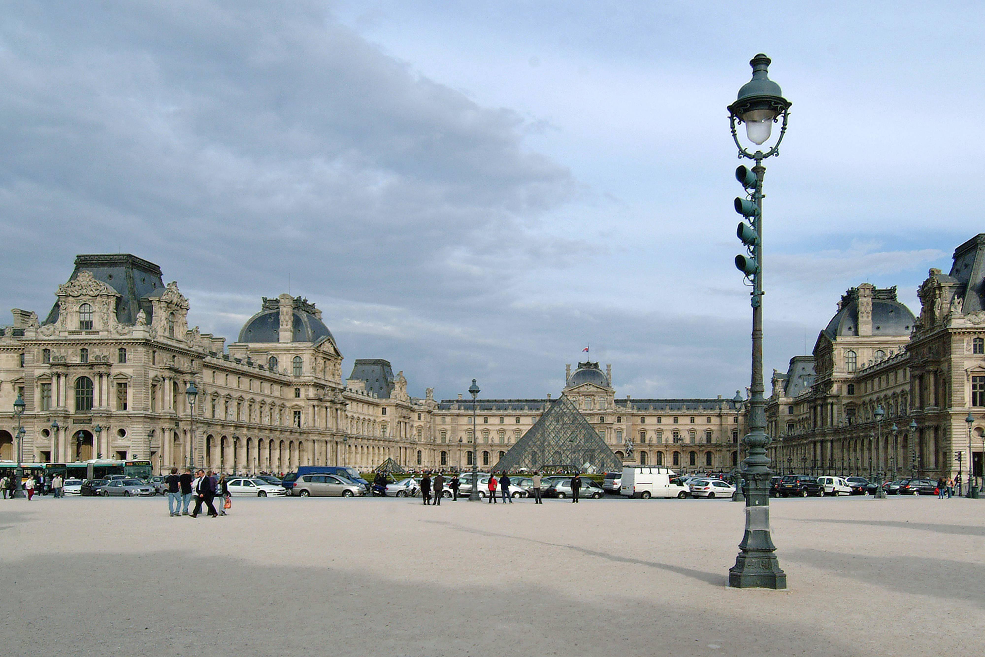 Le musée du Louvres