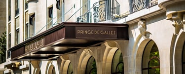Prince de Galles, un hôtel The Luxury Collection, Paris