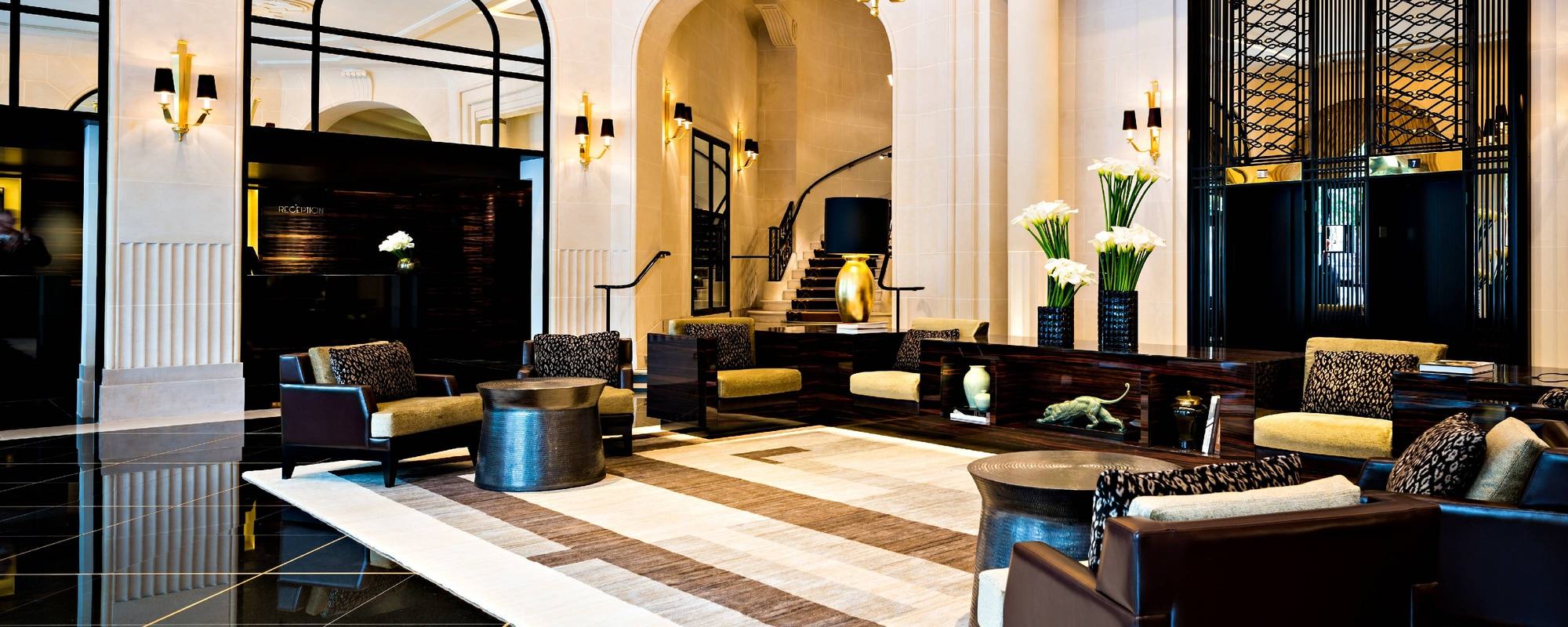 5 Star Hotel In Paris Prince De Galles A Luxury
