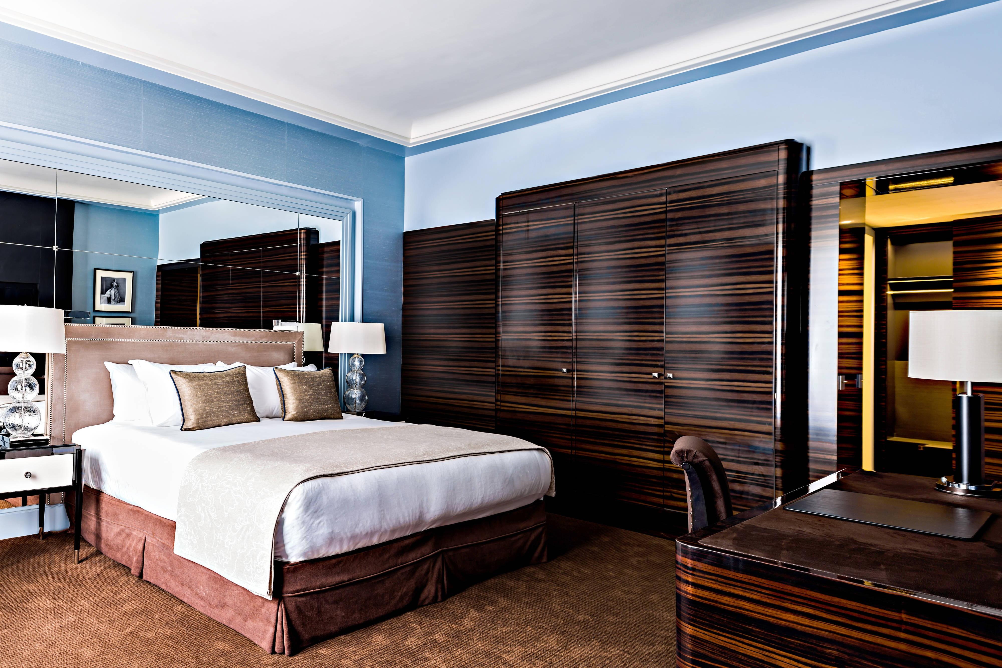 Suite Macassar - chambre à coucher