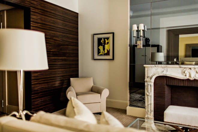 Makassar Suite - Living Room