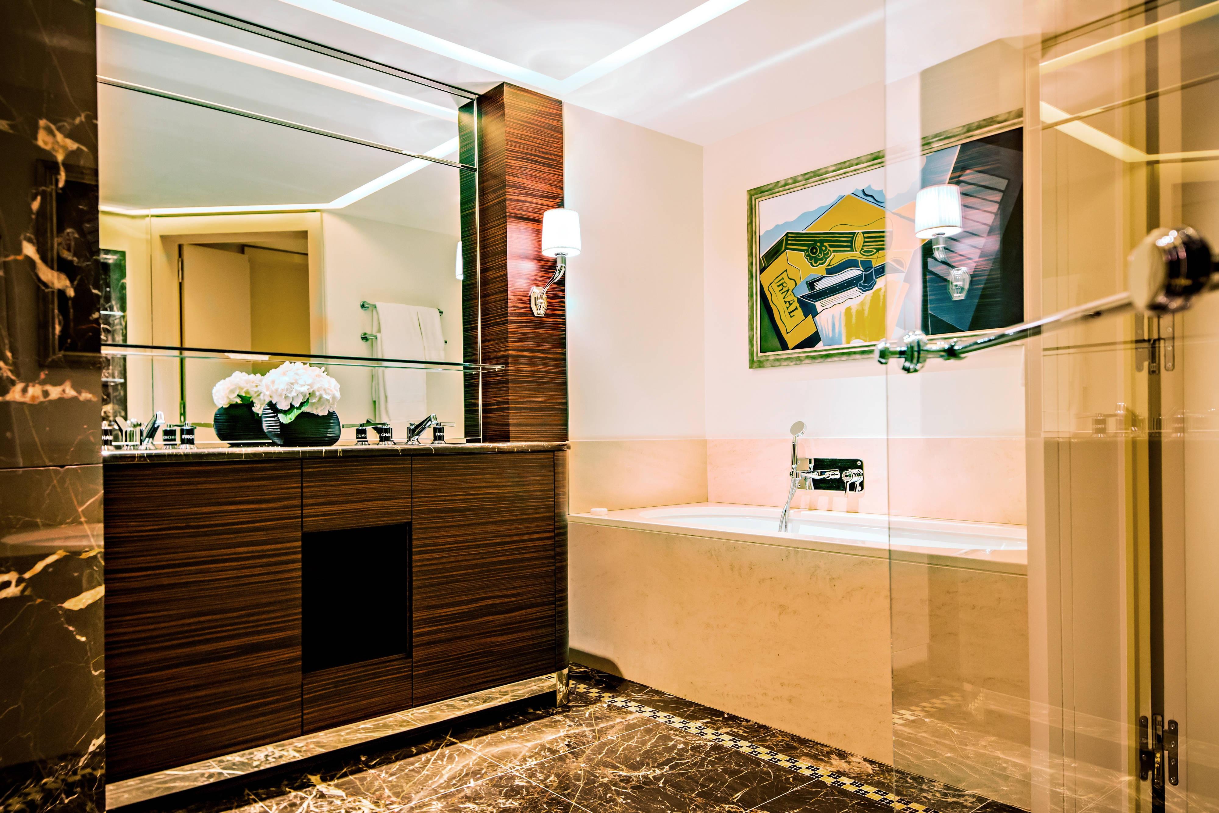 Suite Macassar - salle de bains