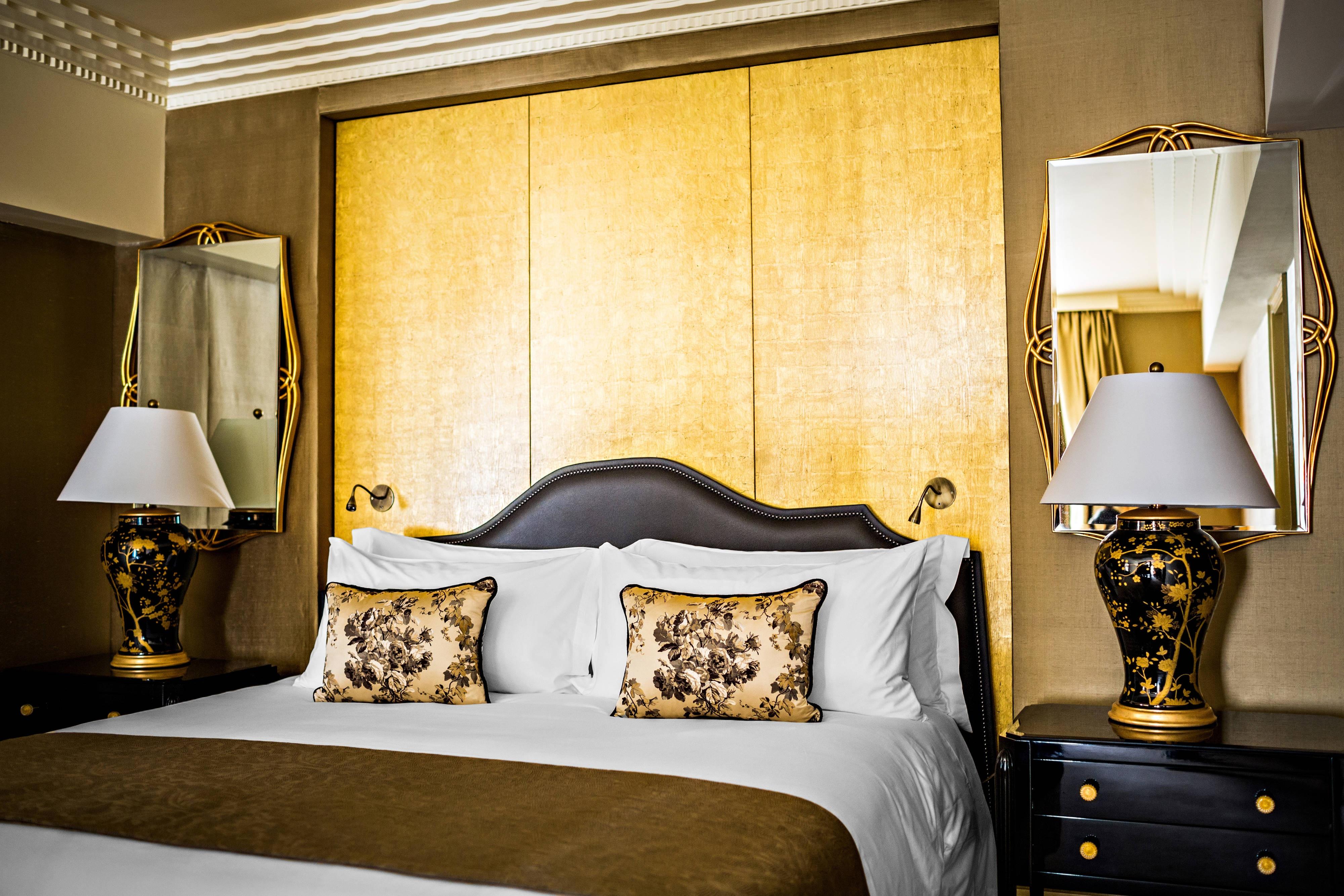 Suite d'Or du Prince de Galles™, chambre