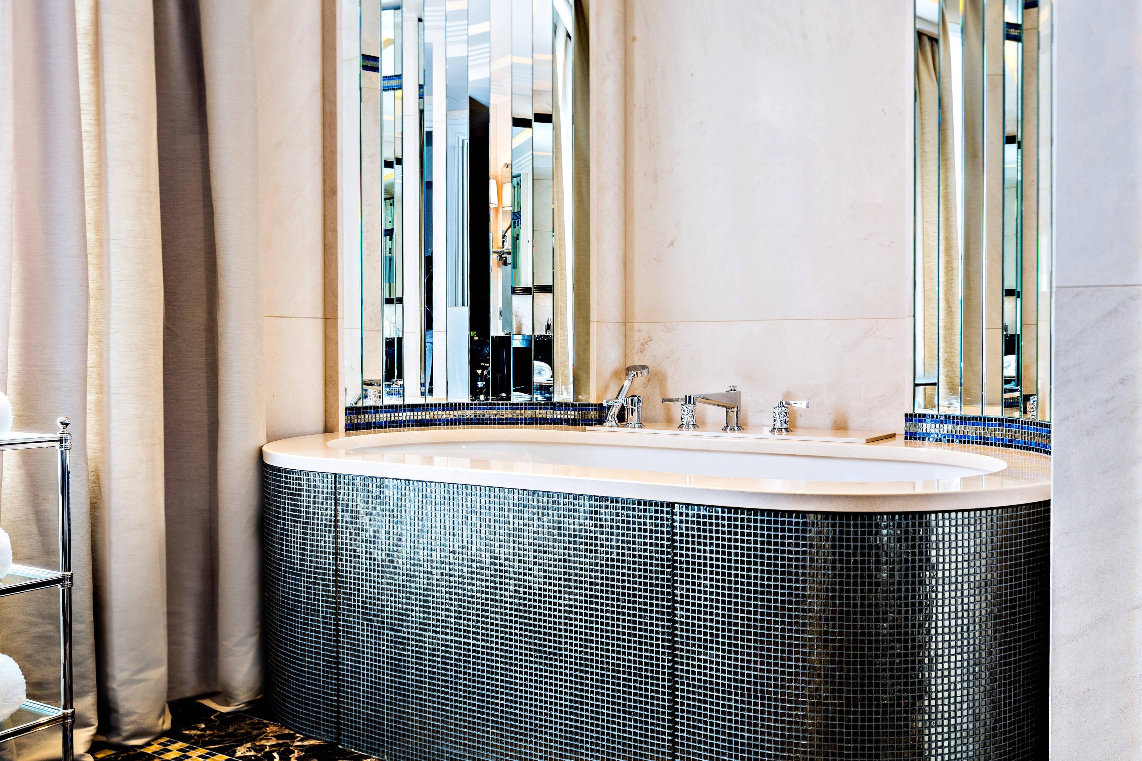 Suite Saphir du Prince de Galles – Salle de bain
