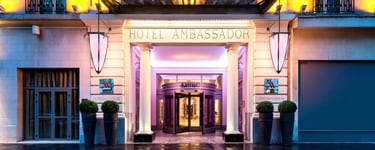 Hôtel Paris Marriott Opera Ambassador