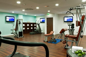 Hotel in Paris mit Fitnesscenter