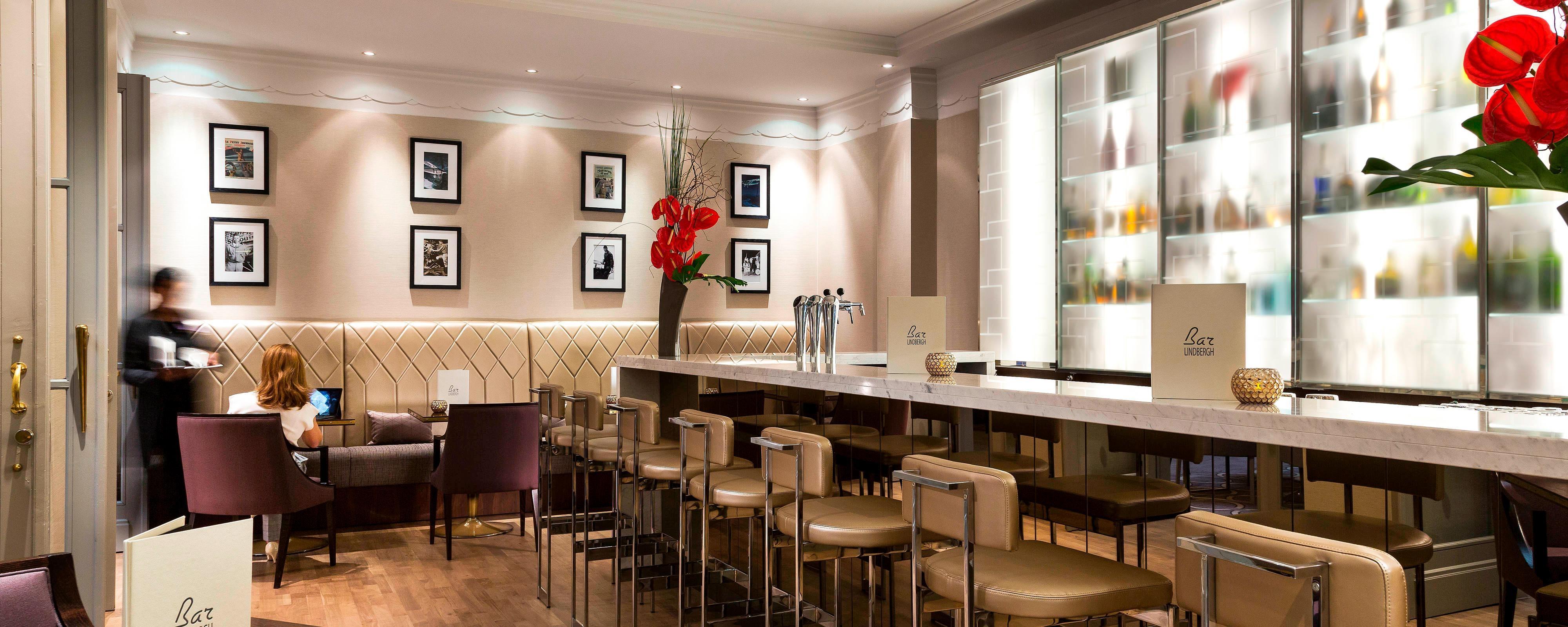 Paris Marriott Opera Ambador Hotel