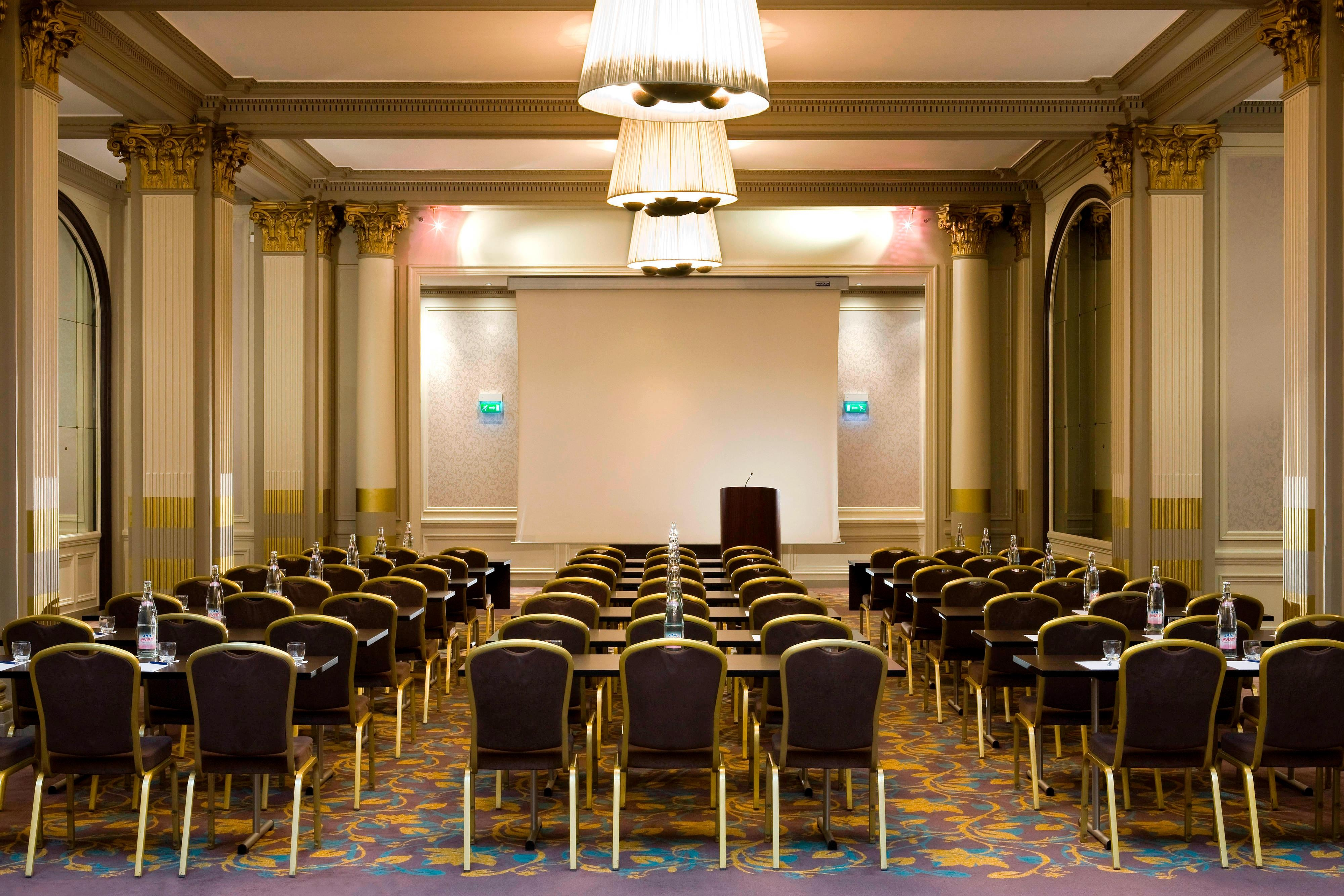 Paris Opera conference meeting rooms