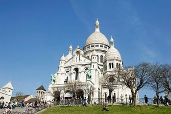 Hotels in Montmartre Paris