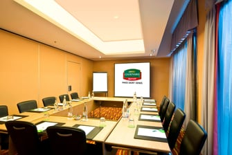 Group meeting room