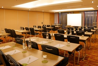 Meeting room for group events