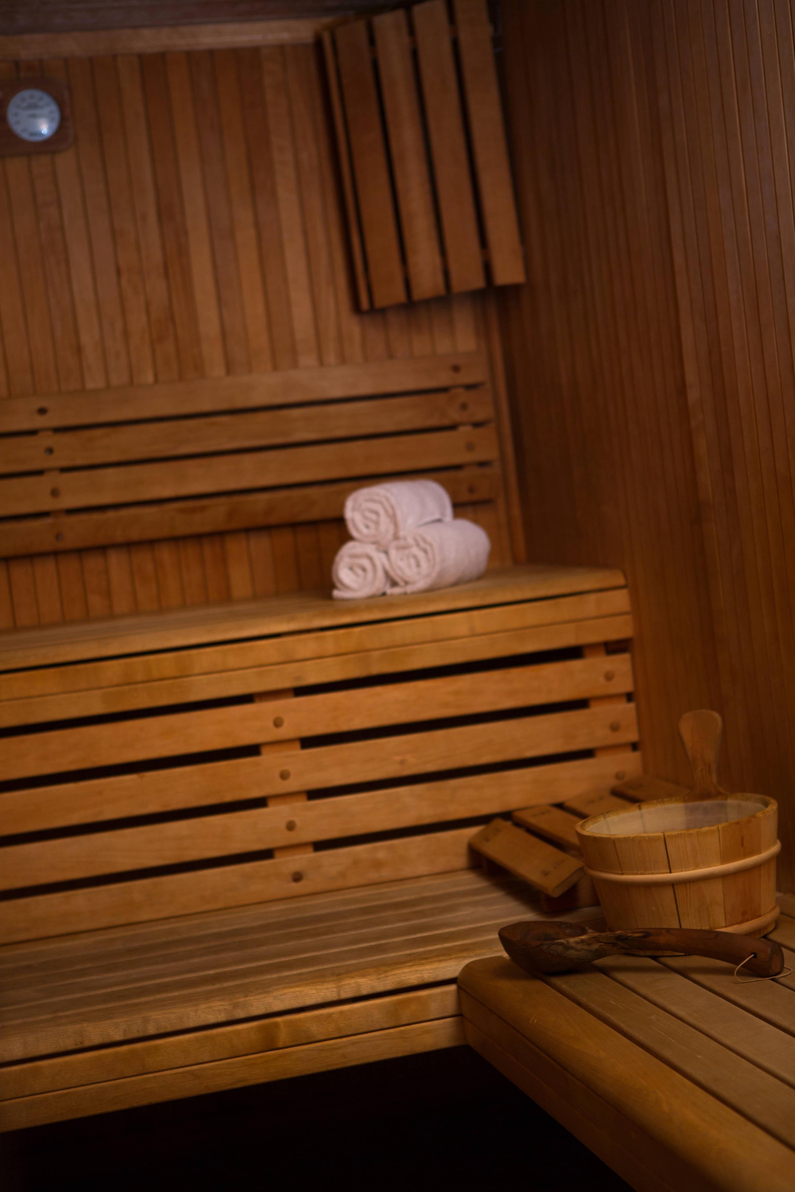 Spa– Sauna