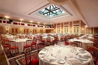 Banquet dans le Salon Concorde