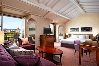 Junior Suite - View