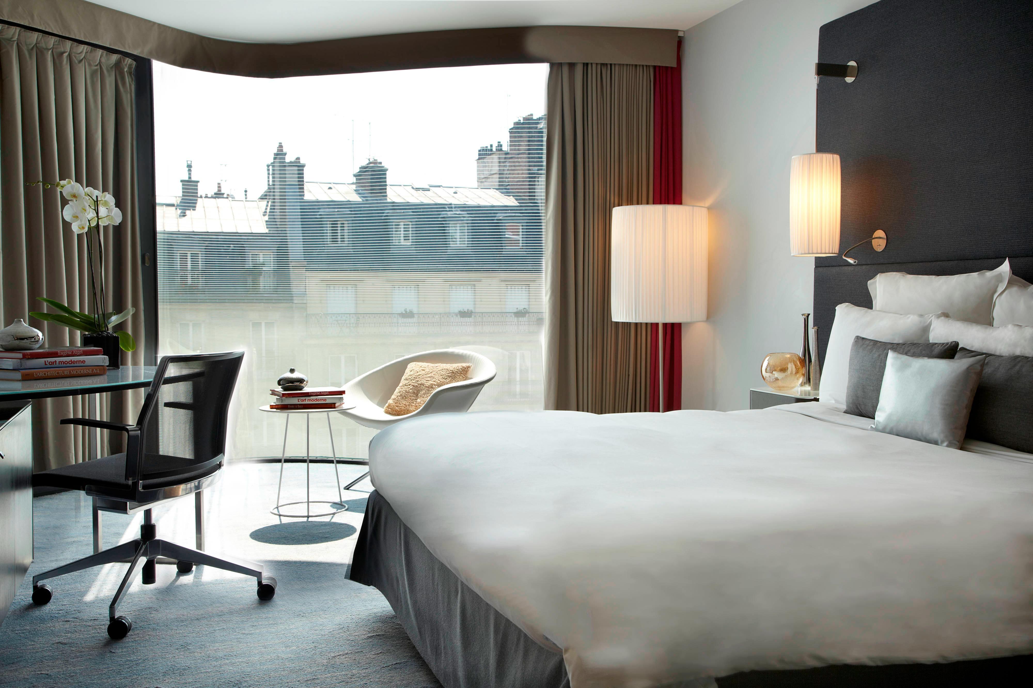 Hotel de 5 estrellas en París