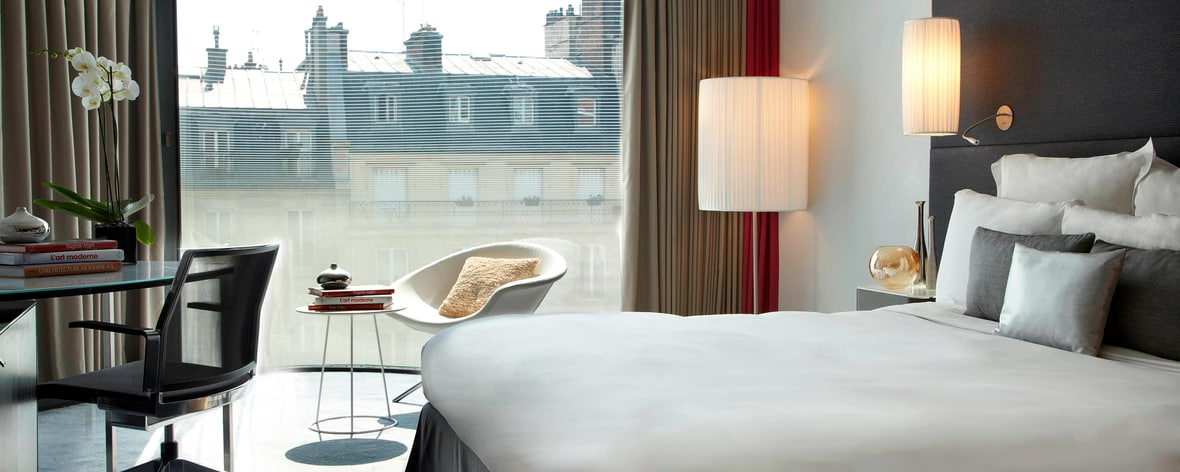 5-star Paris hotel