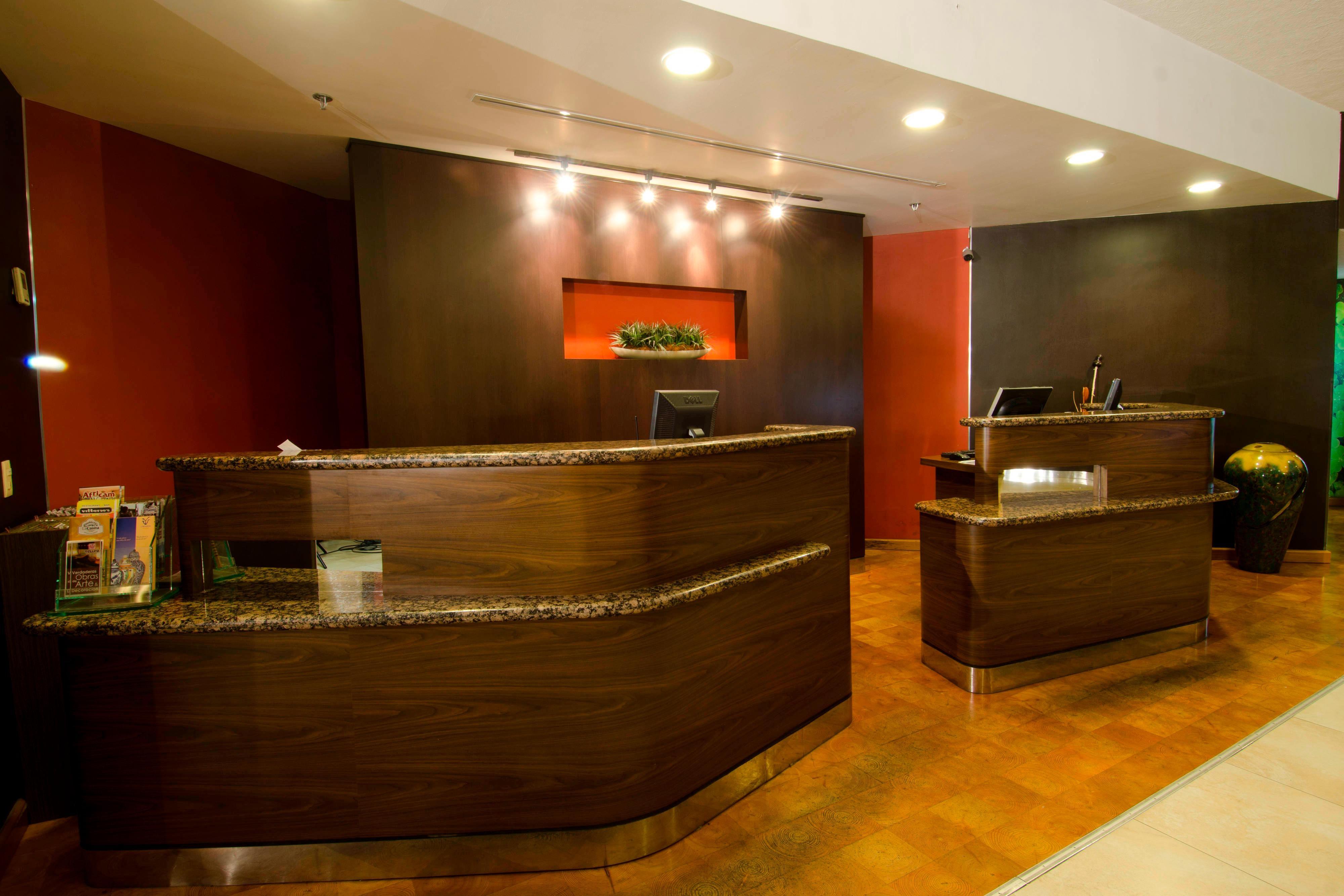 Hotel Lobby Las Animas Puebla