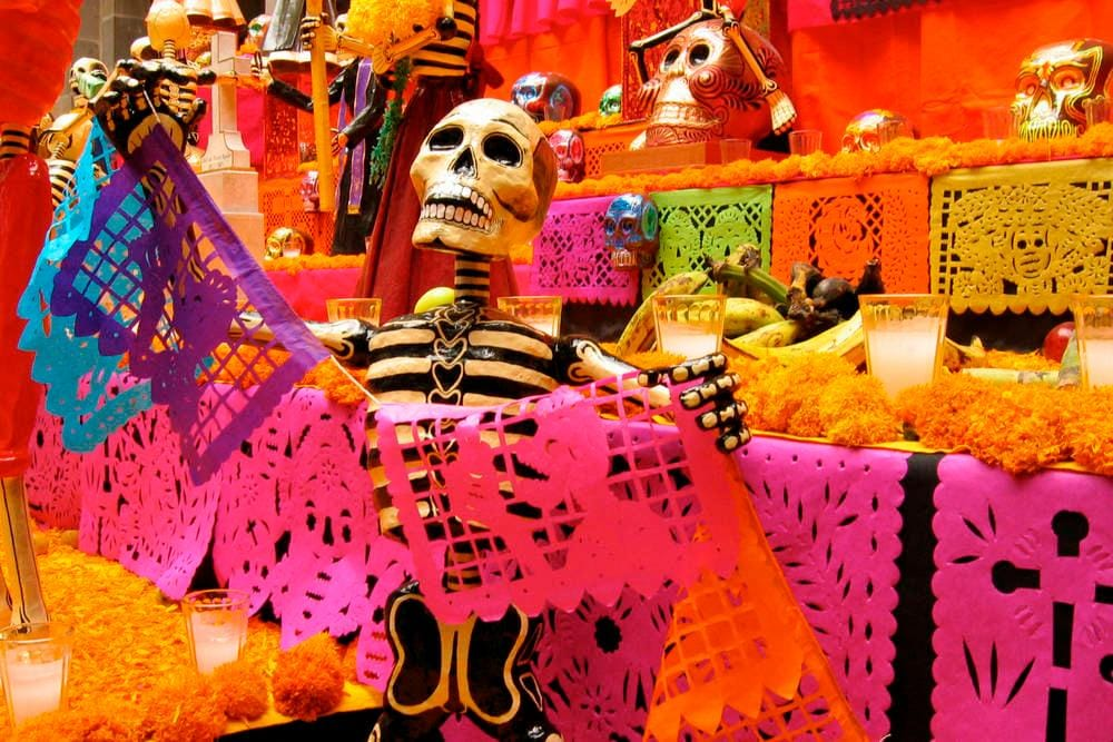 Puebla's Day of the Dead