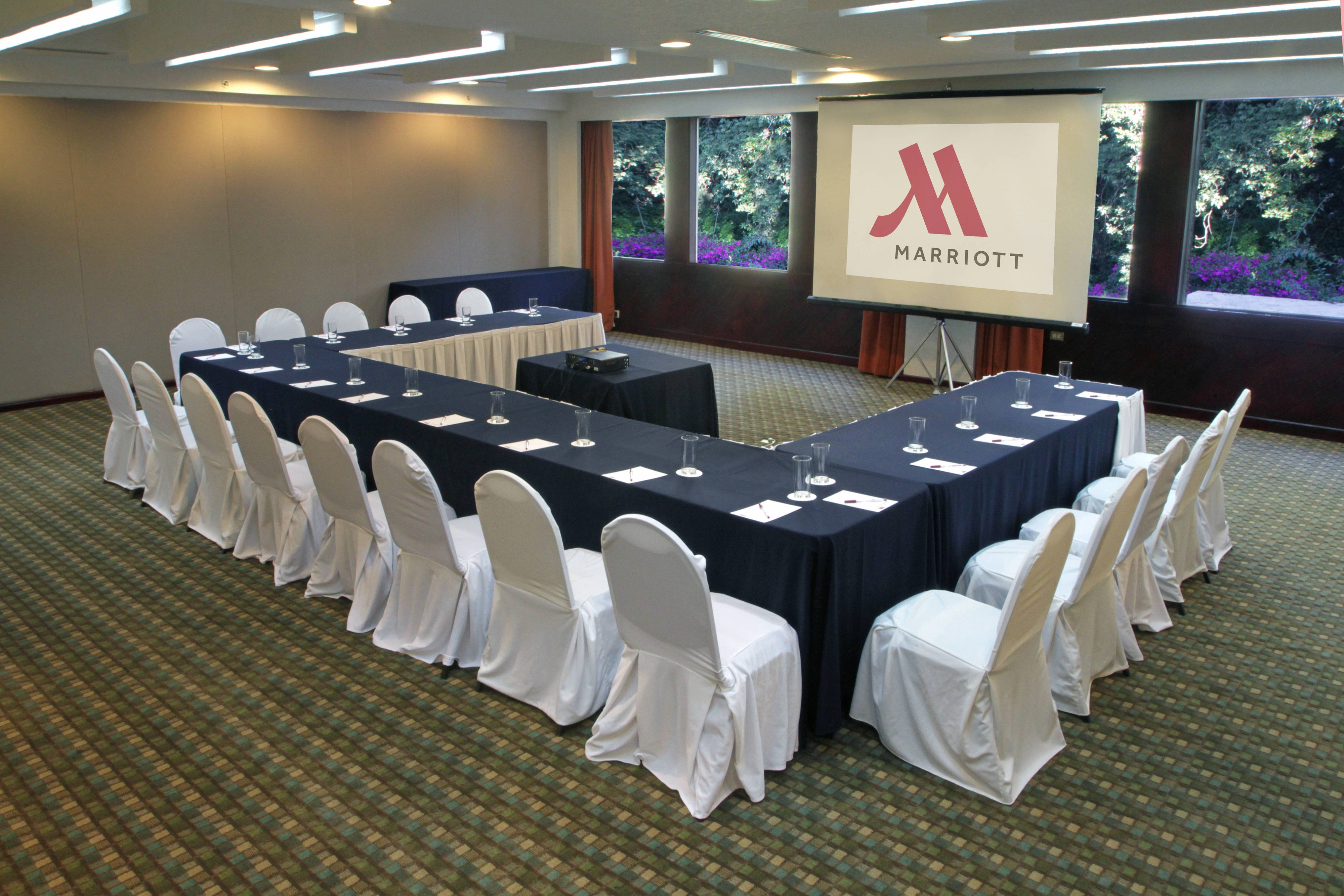 Puebla conference facilities