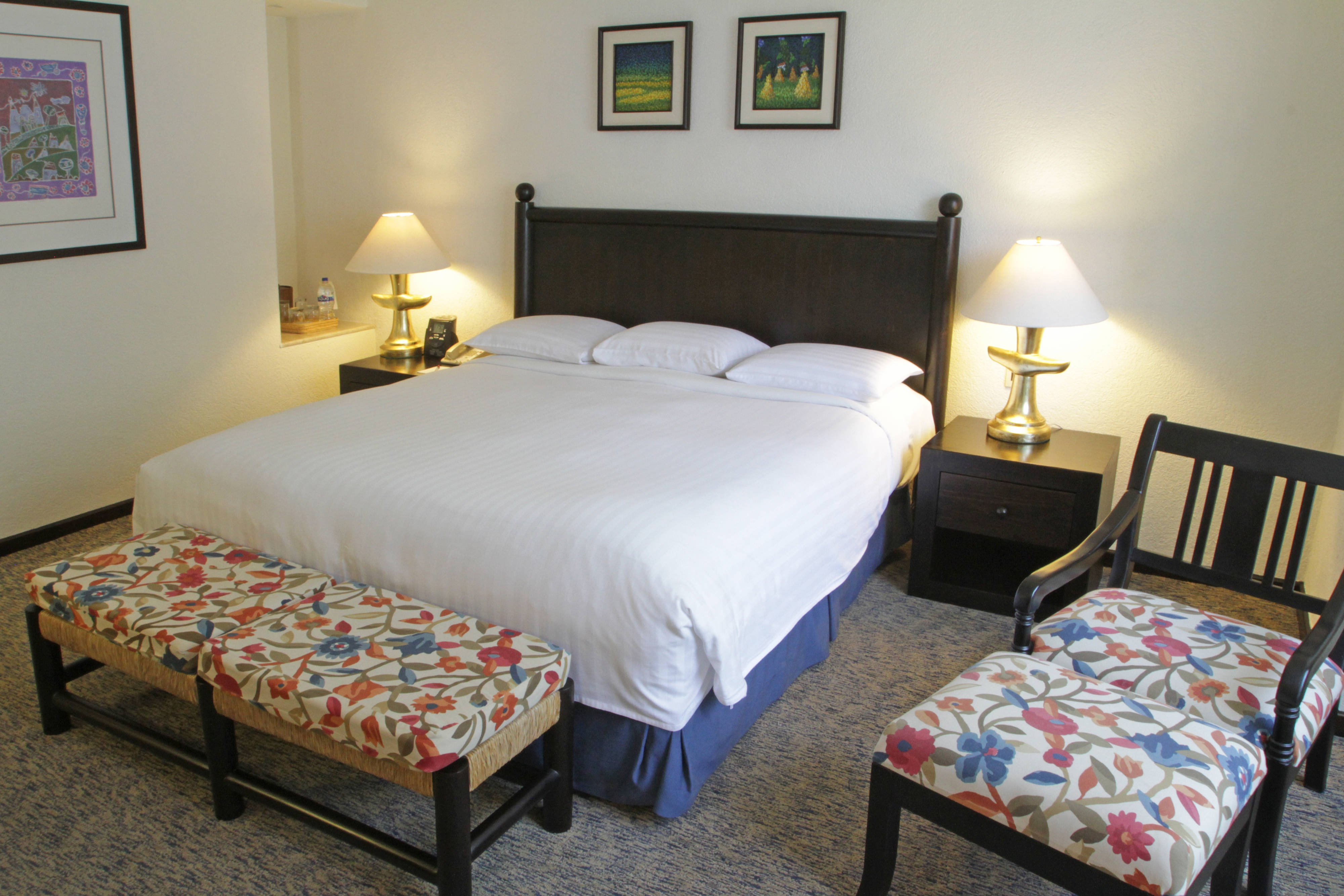 Puebla Hotel Guest Rooms