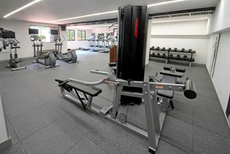 Puebla hotels with fitness center