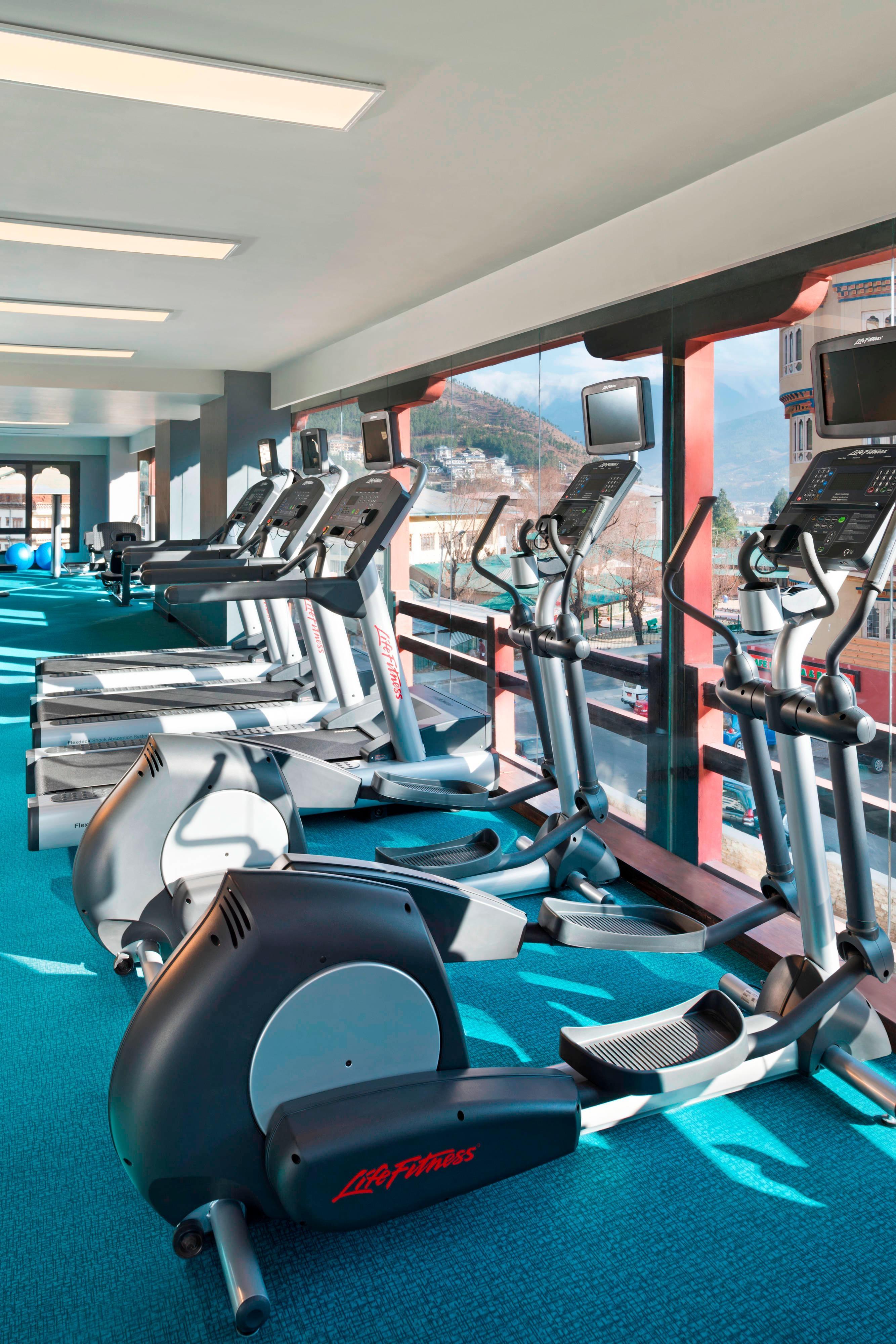 Explore Fitness Centre