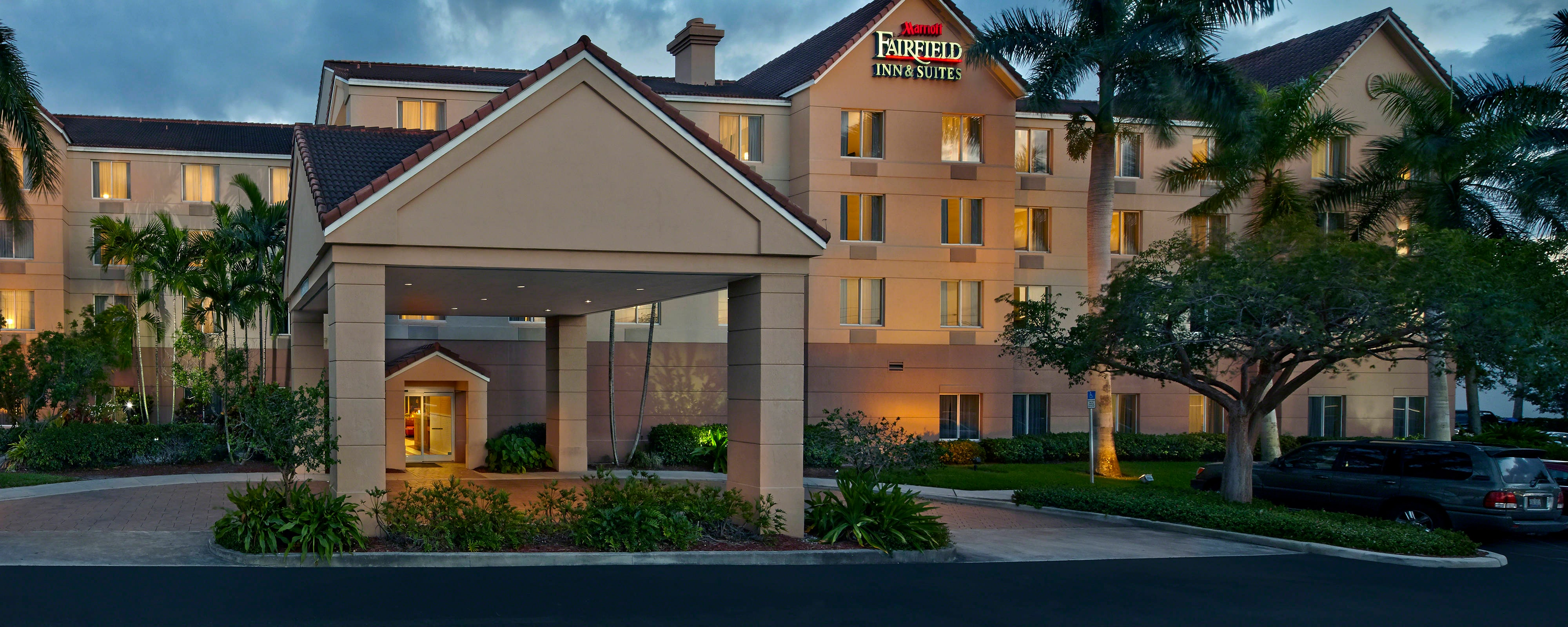 Fairfield Inn and Suites en Boca Ratón