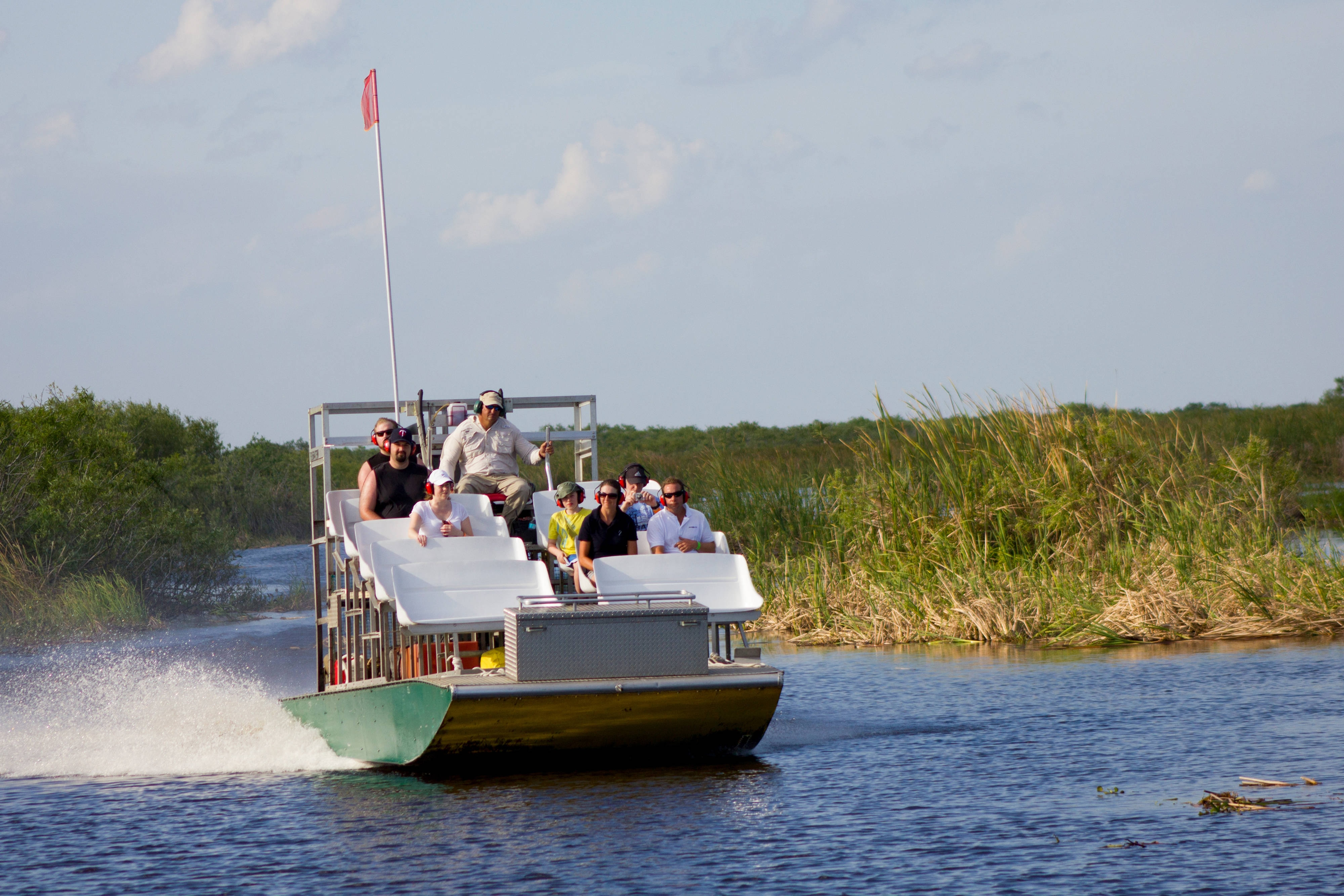 Loxahatchee Everglades Airboat Tour