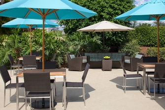 Residence Inn Boca Raton Outdoor Patio