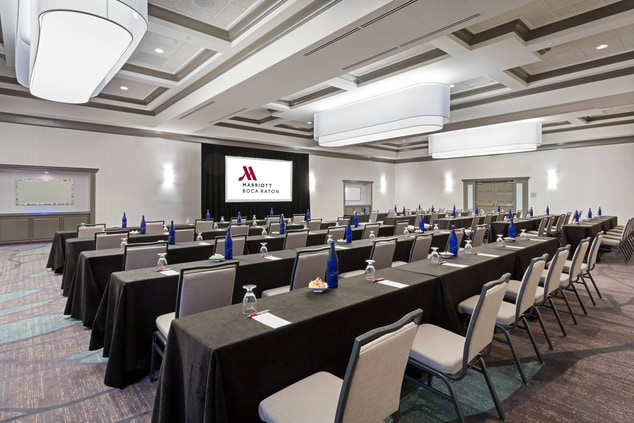 Boca Raton, FL Meeting Space