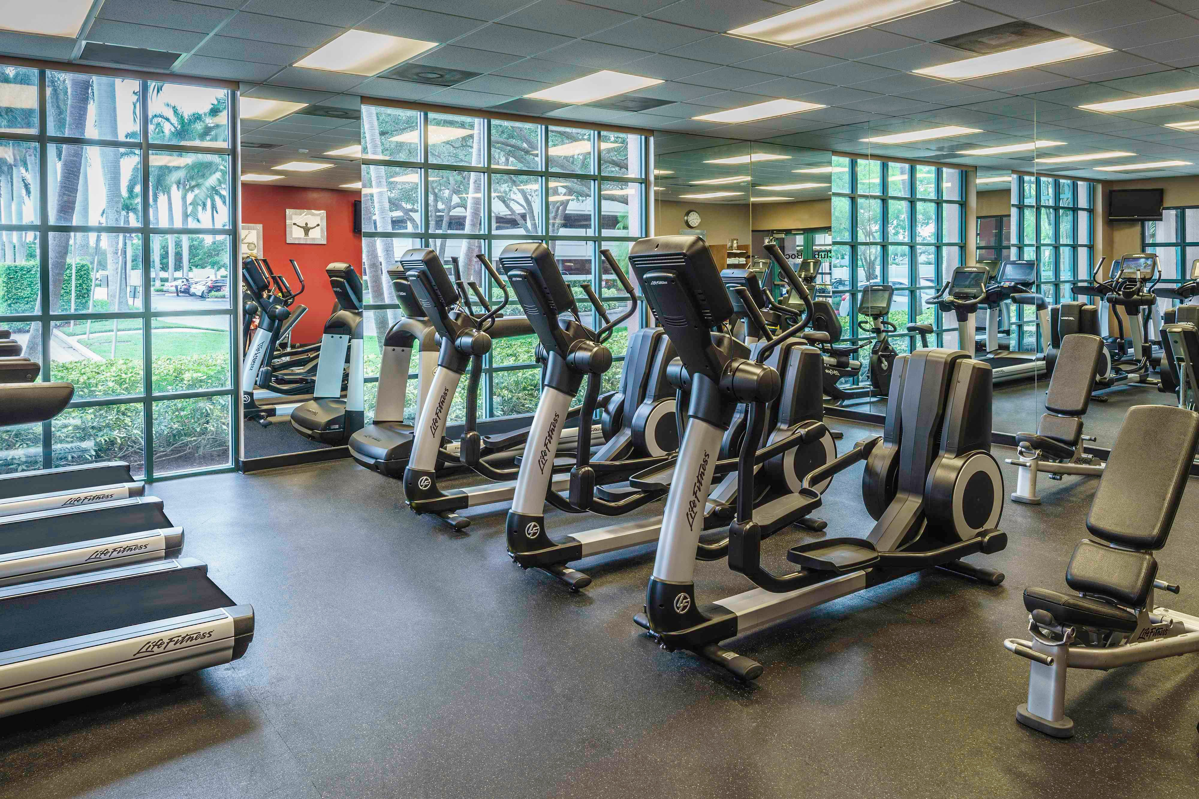 Fitness Center, Boca Raton Hotel