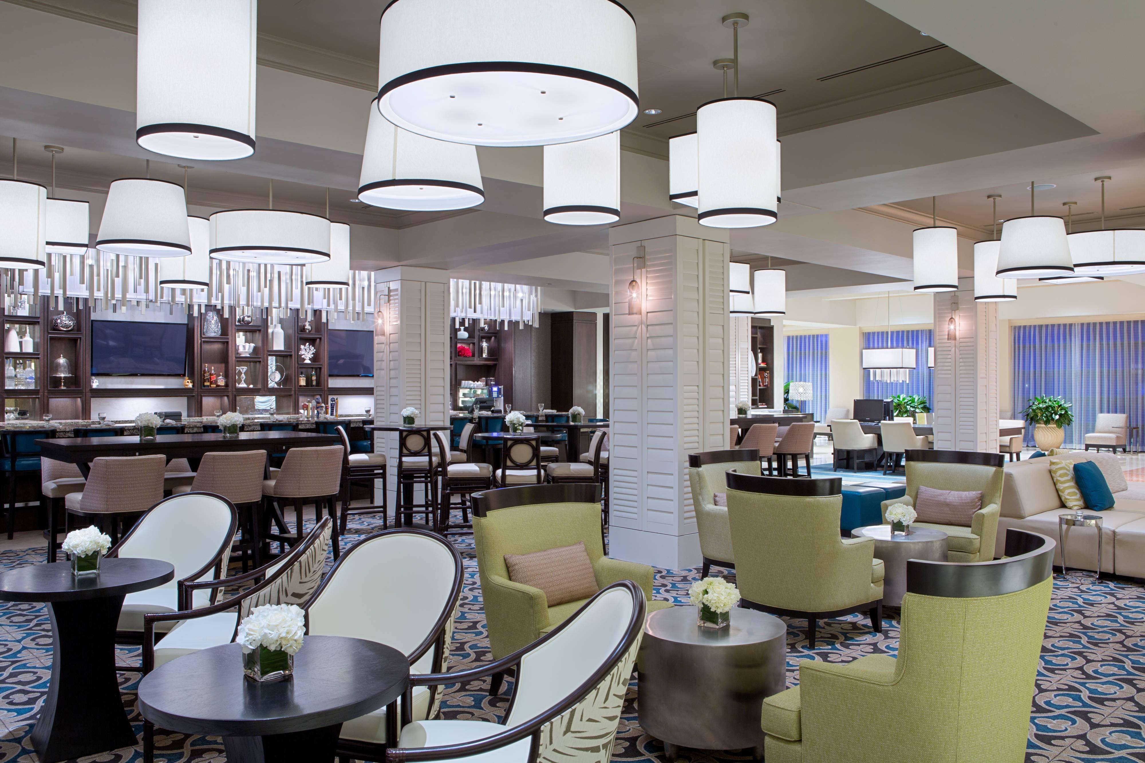 Boca Raton Luxury Hotel Lobby