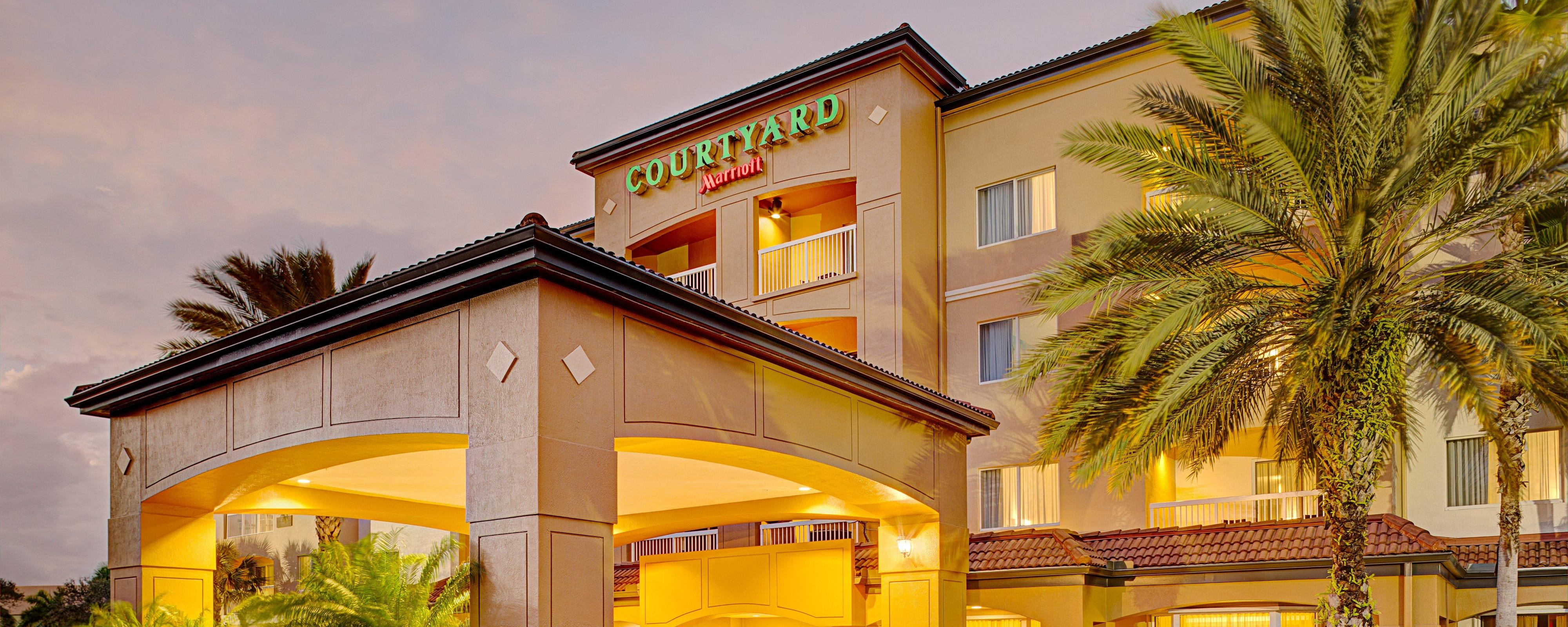 West Palm Beach Hotels: Courtyard West Palm Beach Airport Hotel ...