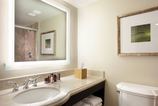 Guest Bathroom – South Tower