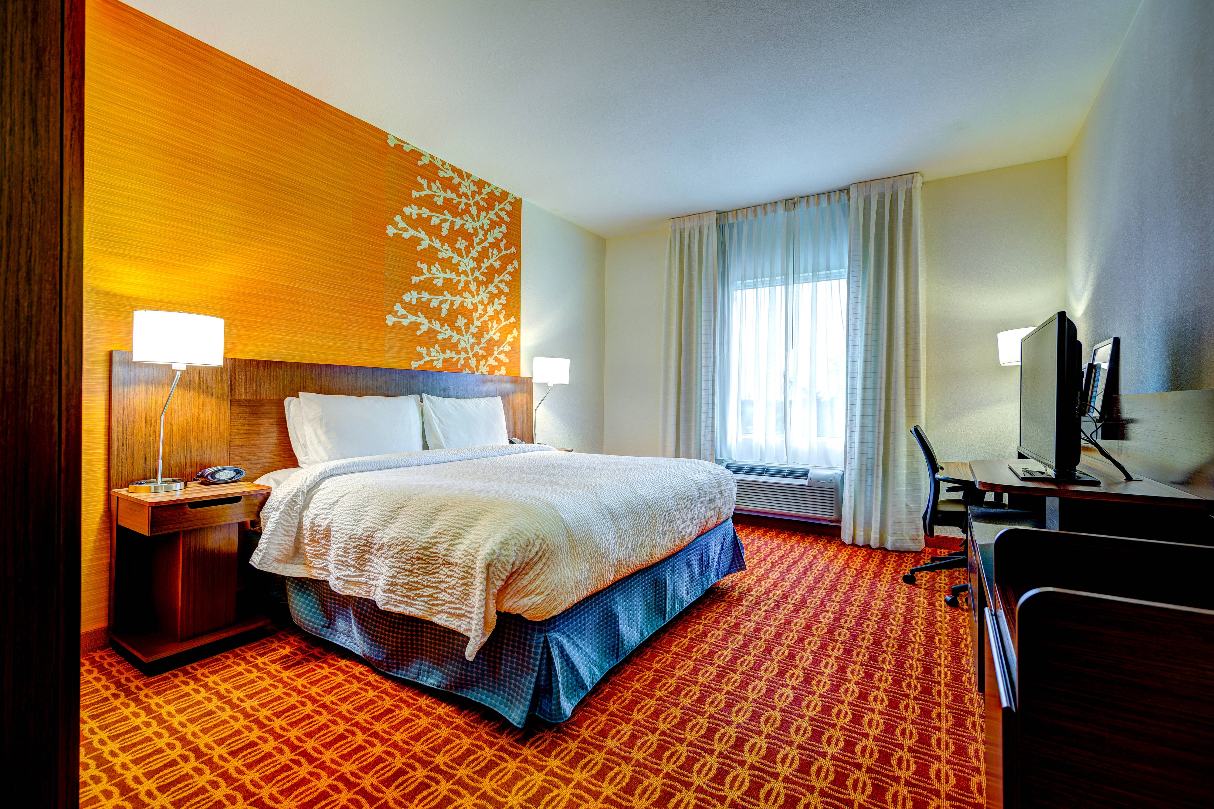 Delray Beach hotel guest rooms