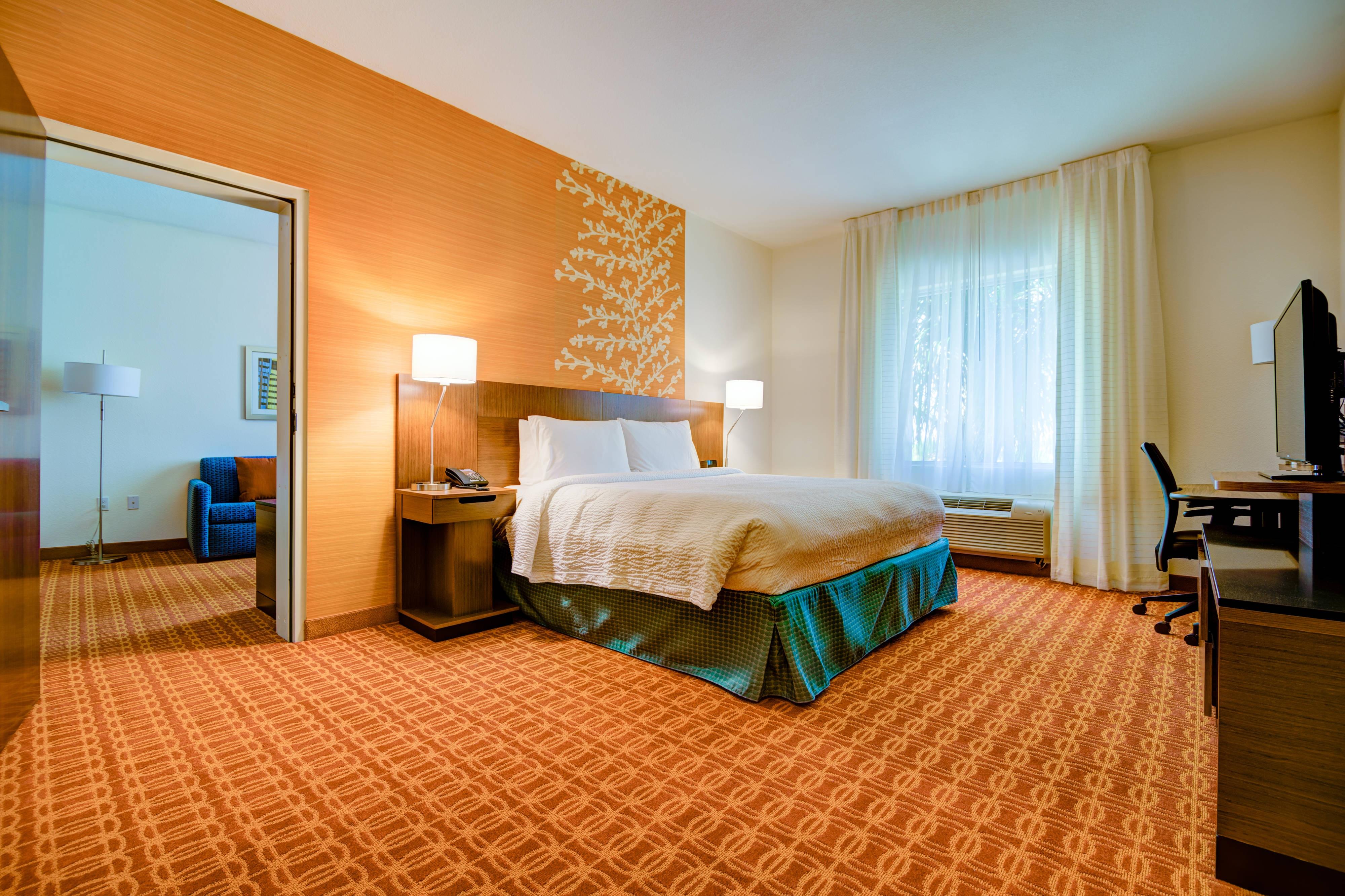 Suite del hotel en Delray Beach