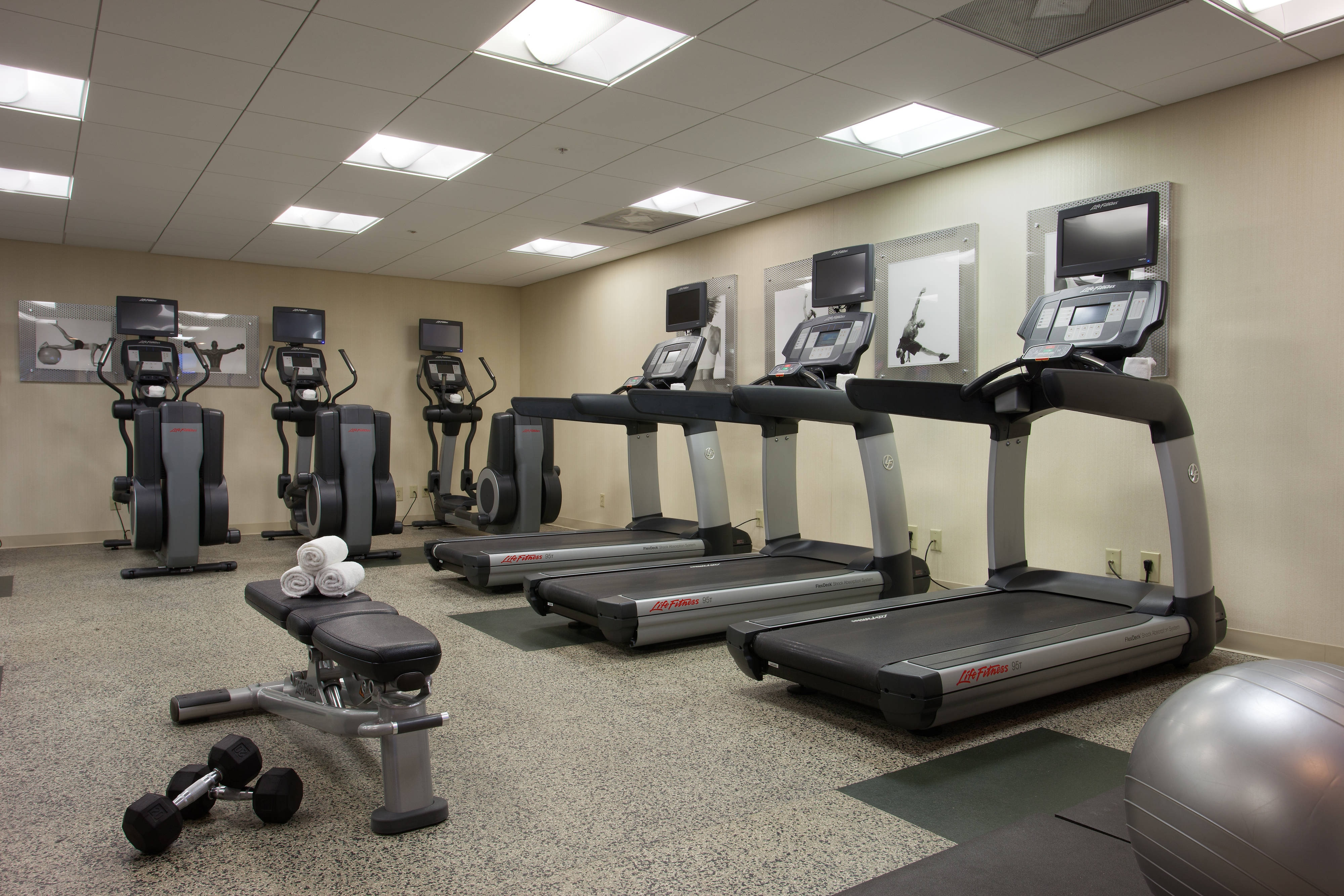 Stuart Florida Hotel Fitness Center