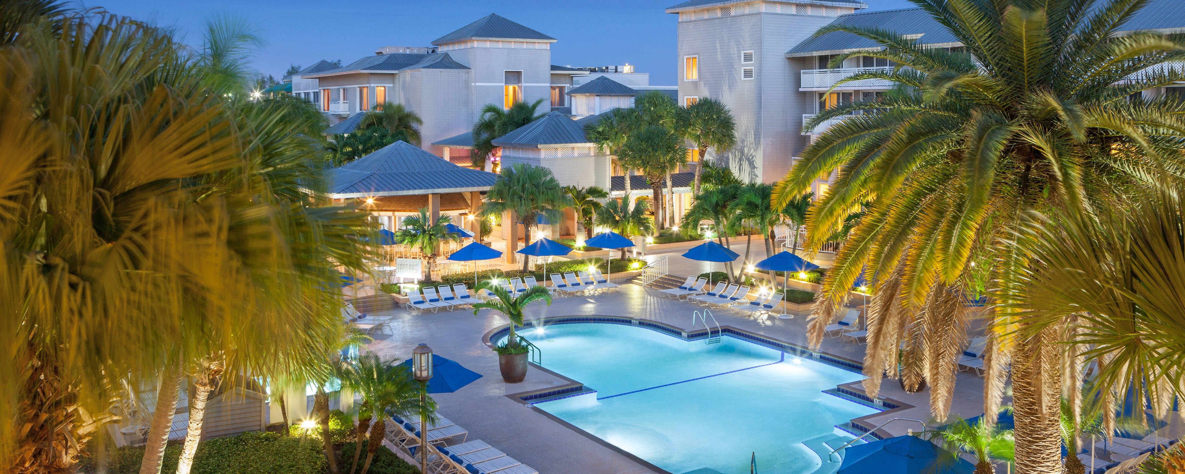 Resort in Stuart Florida  Hutchinson Island Marriott