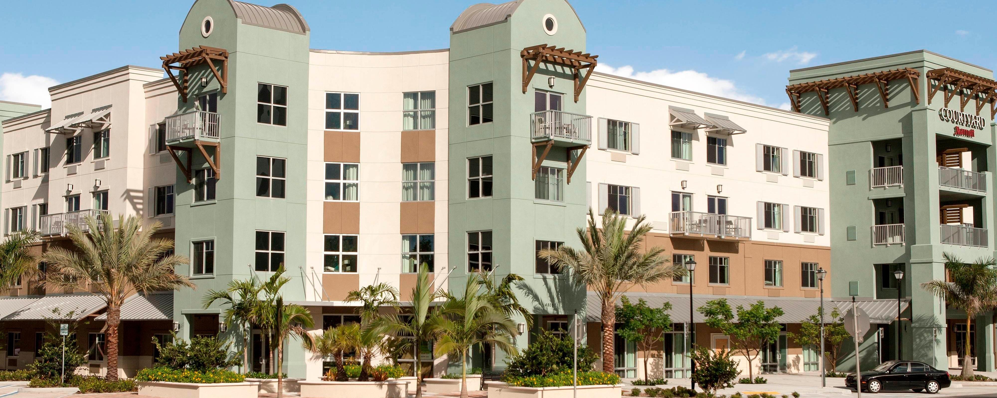 Hotels in Jupiter, FL   Courtyard Palm Beach Jupiter