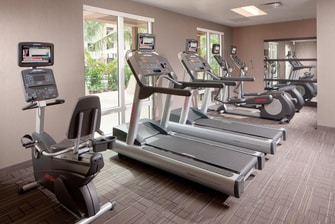 Jupiter FL Hotel Fitness Center