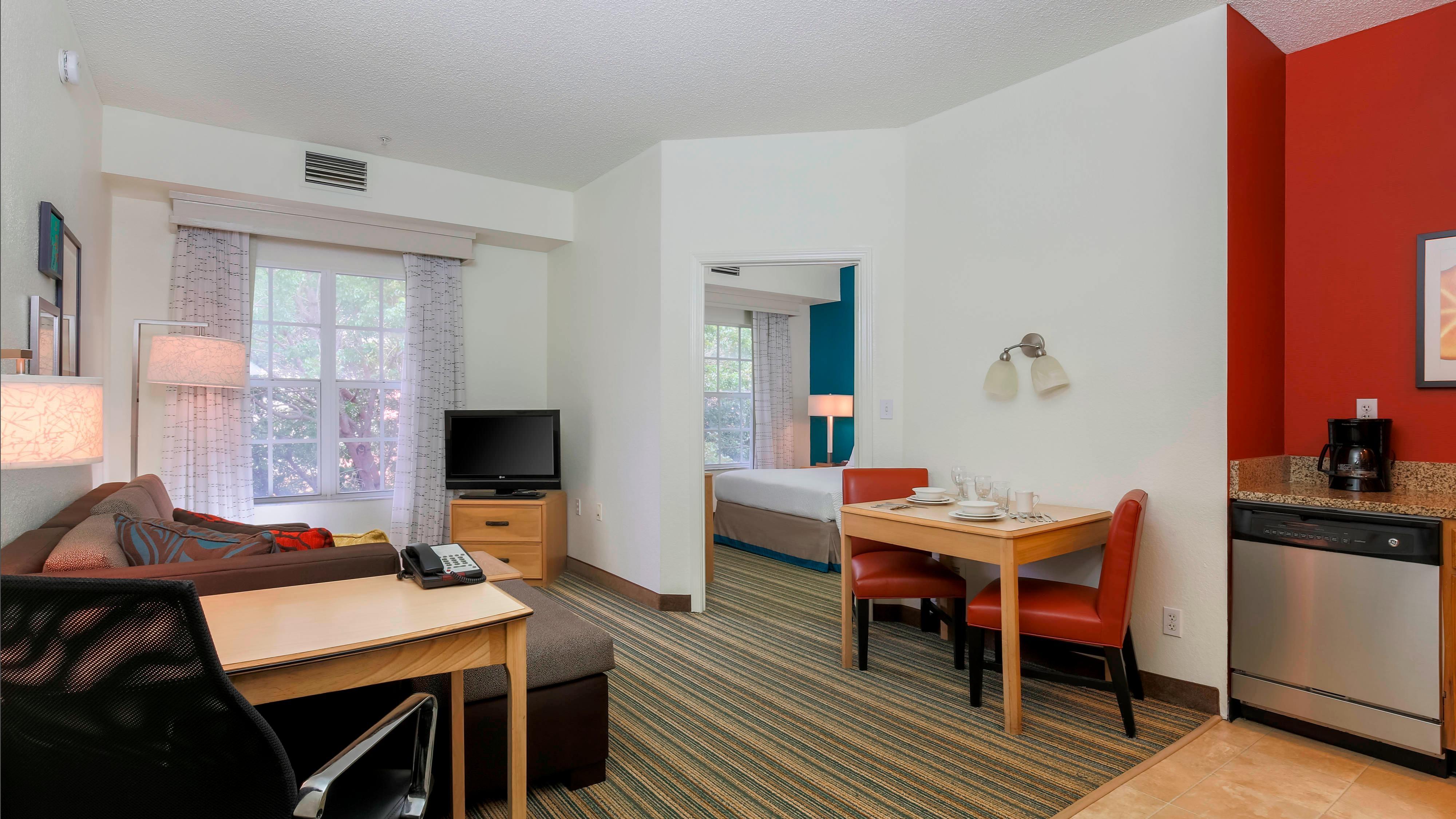 Suite mit einem Schlafzimmern in West Palm Beach