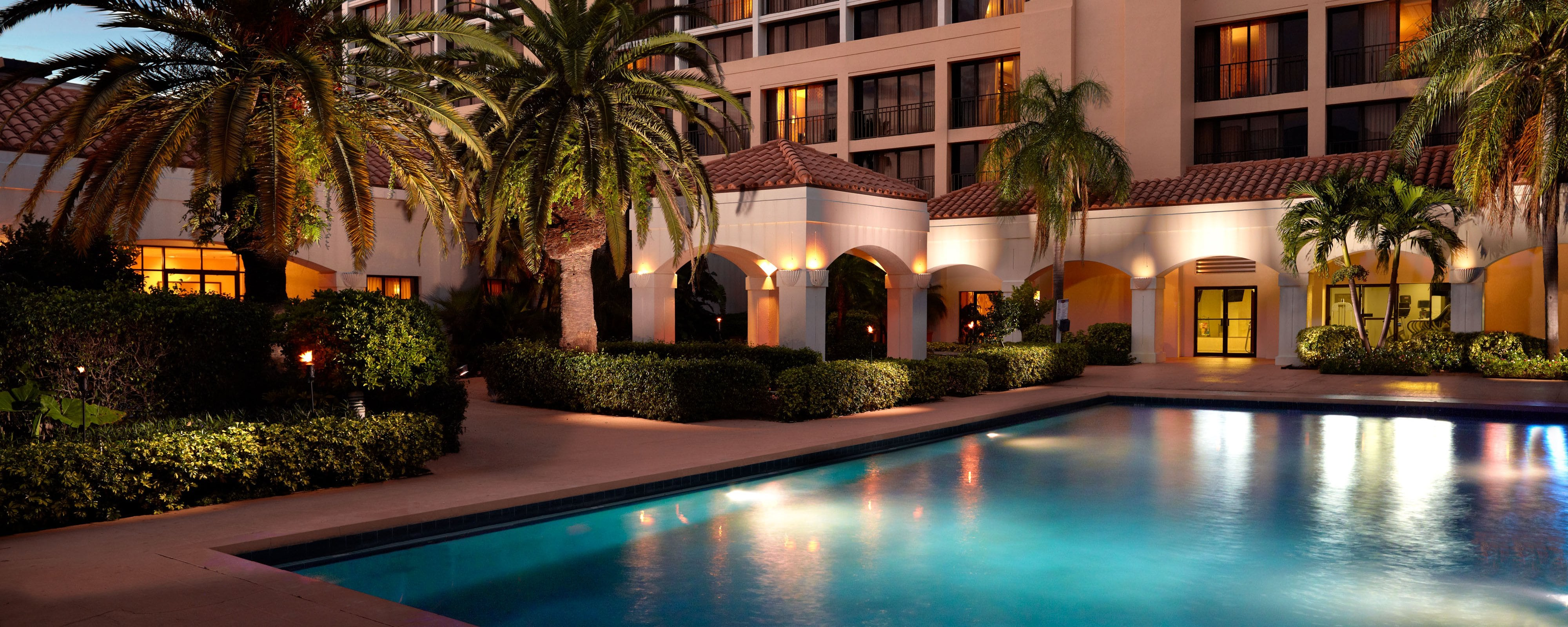 Downtown Palm Beach Gardens Hotel | Palm Beach Gardens Marriott