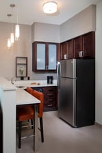 One-Bedroom Kitchen