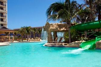 Resort in Palm Beach